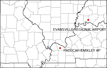 PAH Area Map