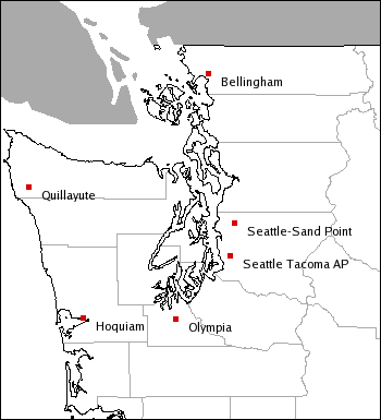 SEW Area Map
